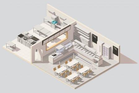 progettazione_cucine_professionali - Lestogroup