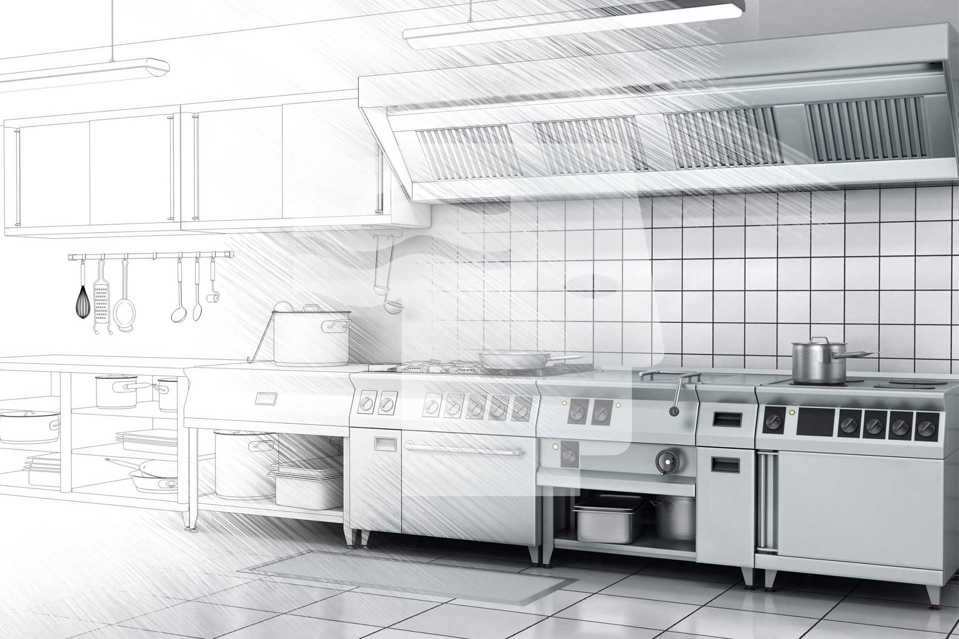 cucine professionali milano