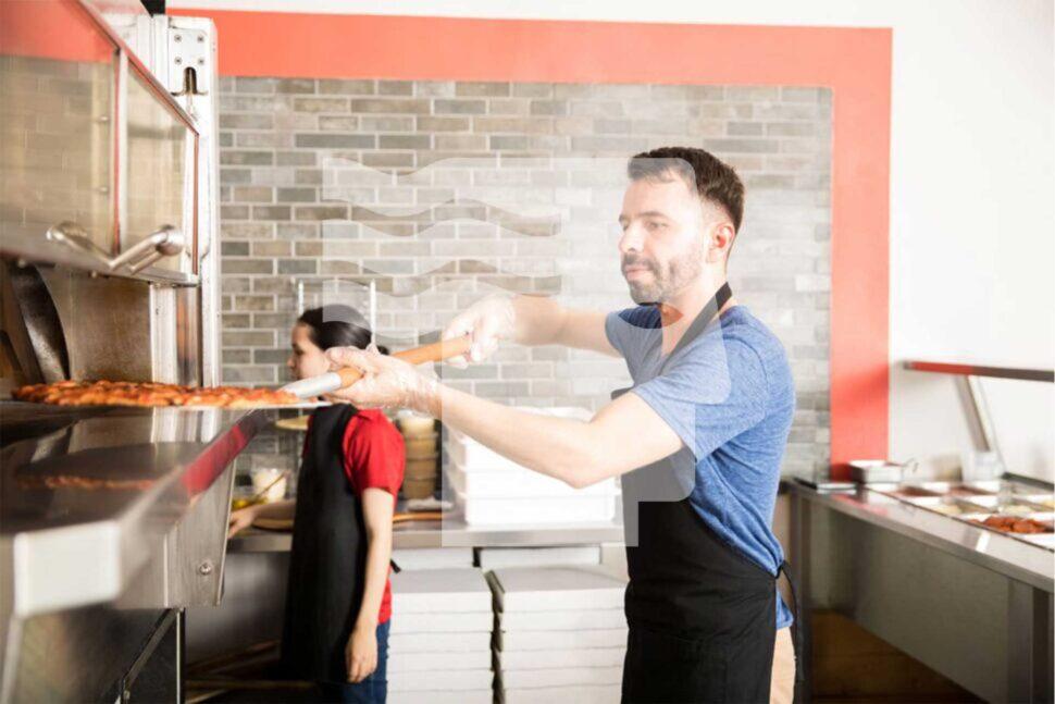 Progettare una pizzeria da asporto